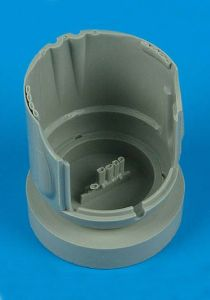 1/48 Fw 190A-5 Cowling with Exhaust